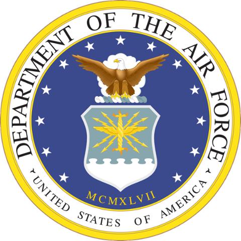 Air force coat of arms